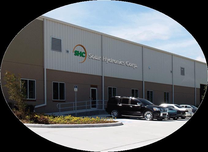 Solar Hydronics Corp.   Solar Pool Heating