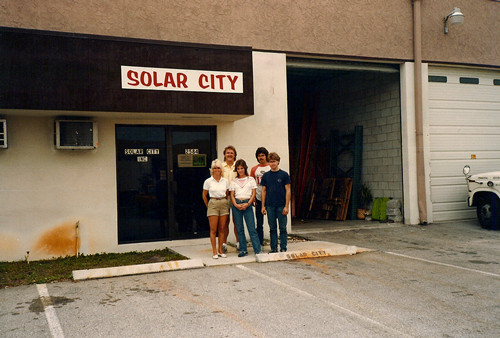 Solar City in Hollywood