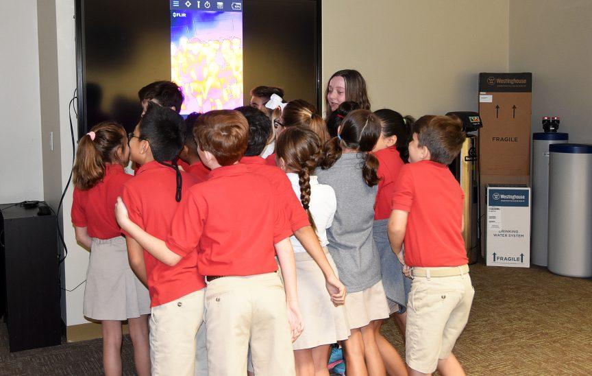 Carollwood Day School educational visit 2018