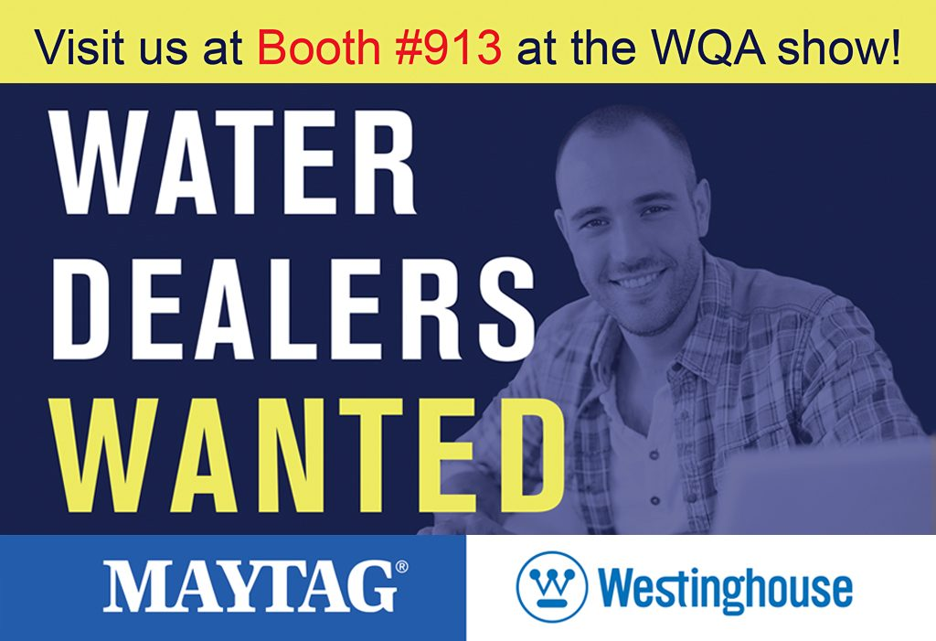 WQA Show 2021 - booth #913